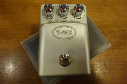 T-REX Tonebug Distortion Silver