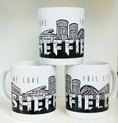 'We Love This City' Mug