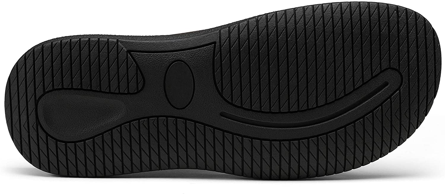 Men's Leather Slippers Flip Flop Outdoor Sandals | Jousen