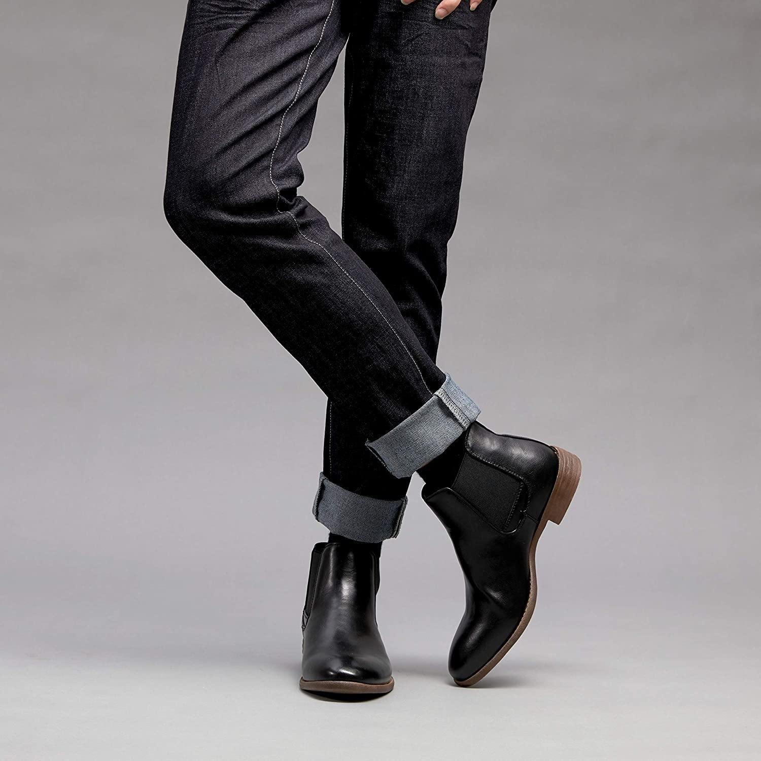 Men's Chelsea Boots Lightweight Casual | JOUSEN - Top shoes club