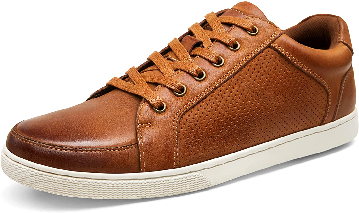 Men's Leather Oxford Sneakers | Jousen