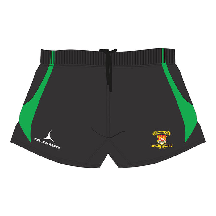Cowbridge RFC Kid's Rugby Playing Shorts