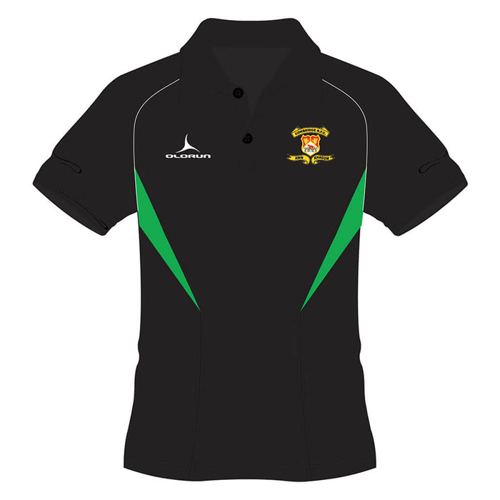 Cowbridge RFC Kid's Flux Polo Shirt