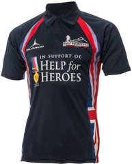 Help for Heroes 65 Degrees North Polo Shirt (Fast Delivery)