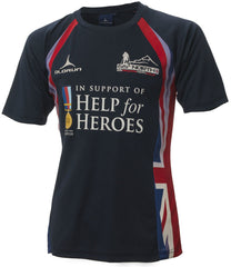 Help for Heroes 65 Degrees North T Shirt (Fast Delivery)