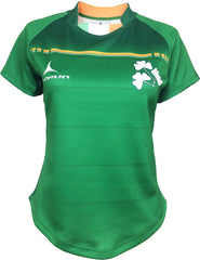 Olorun Women's 6 Nations Ireland Exofit Rugby Shirt