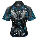 Women's OLORUN ACAPULCO ANGELS 4.0 HALLOWEEN Rugby Shirt