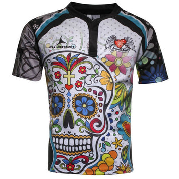 Olorun Acapulco Angels Halloween Rugby Shirt