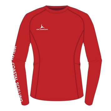 Welsh Coastal Sculling Long Sleeved Base Layer