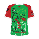 Canicross Cymru  Children's Sublimated T-Shirt