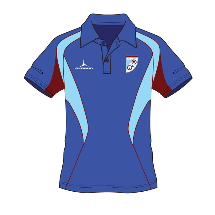 Mersham Sports Club Coach's Iconic Polo Shirt