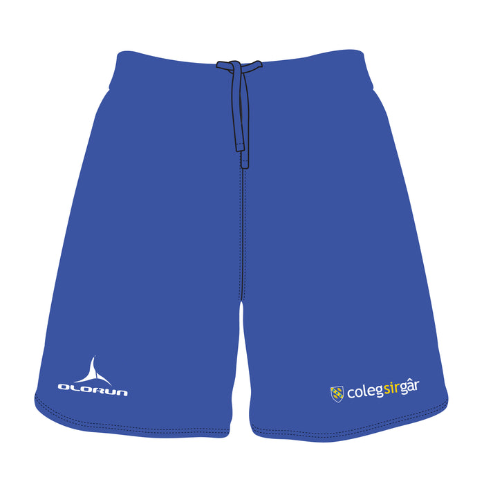 Coleg Sir Gar Student Training Shorts