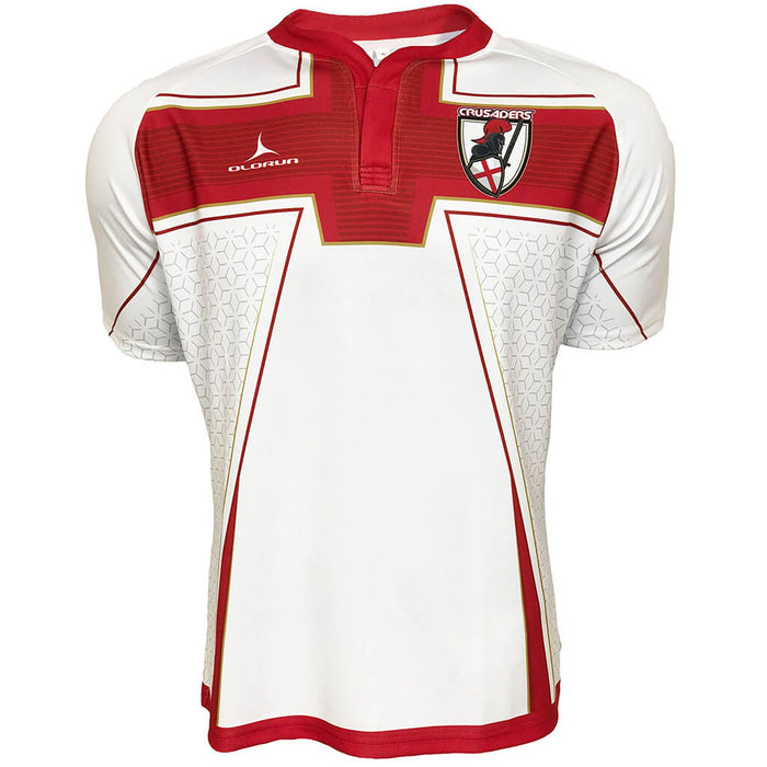 Olorun England Crusaders 18/19 Rugby Shirt
