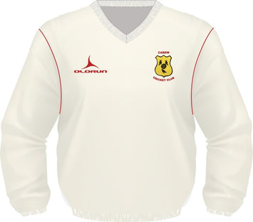 Carew CC Adult's Cricket Playing Jumper
