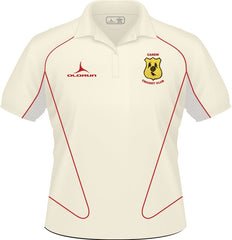 Carew CC Adult's Cricket Short Sleeve Polo Slider