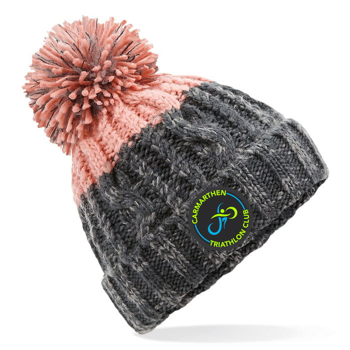 CTC Bobble Hat - Pink