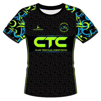 CTC Sublimated Signature T-Shirt