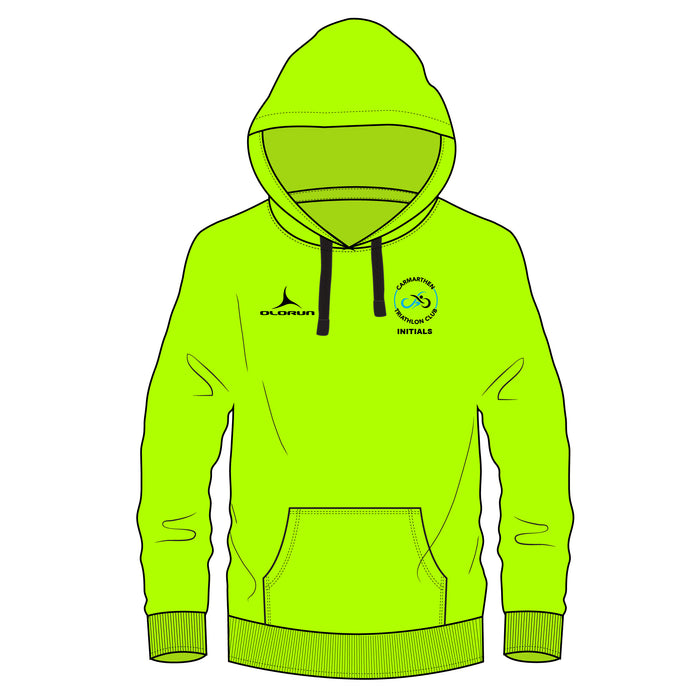 CTC Kid's Hoodie - Electric Green