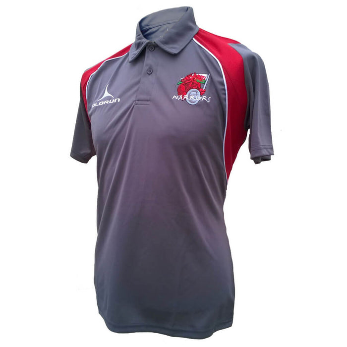 Olorun Carmarthen Warriors Polo Shirt