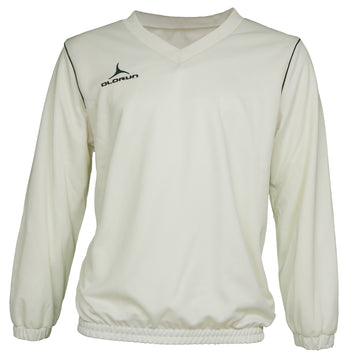 Olorun Men's Cricket Jumper Green