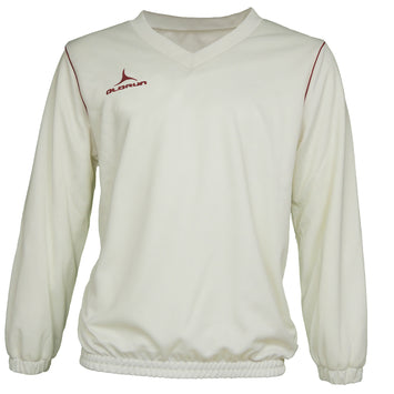 Olorun Men's Cricket Jumper Burgundy