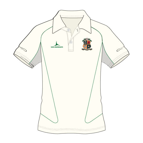 Pembroke CC Adult's Cricket Short Sleeve Polo