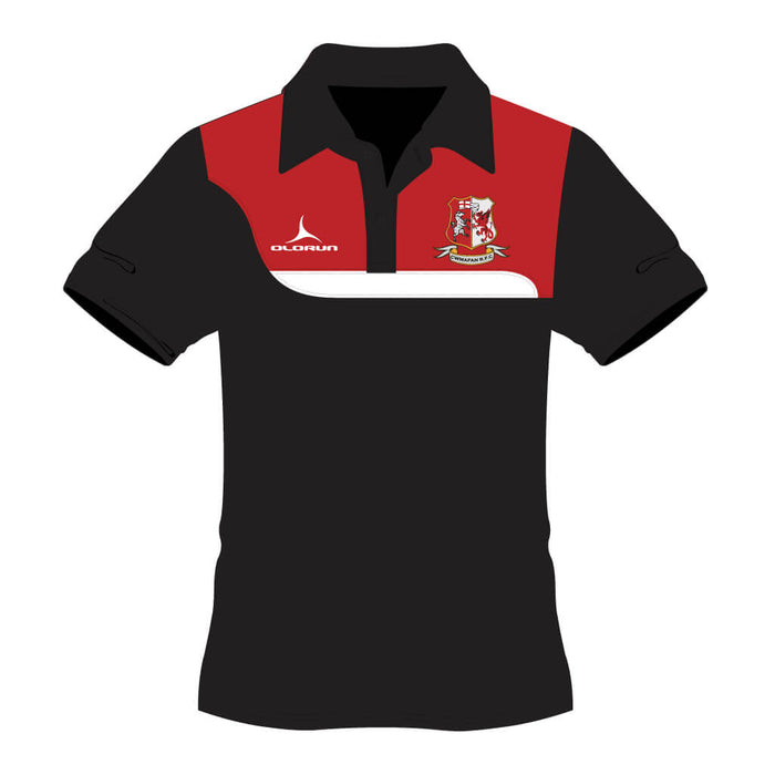 Cwmafan RFC Supporters Adult's Tempo Polo Shirt