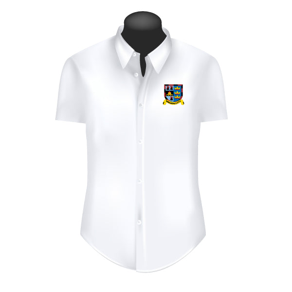 Hullensians RUFC Adult's Dress Shirt White
