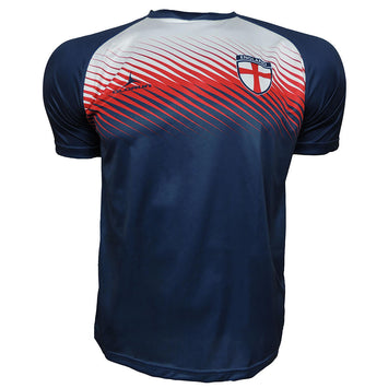 Olorun England Supporters Football Shirt - Navy