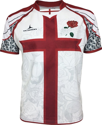 Olorun England Crusaders Rugby Shirt