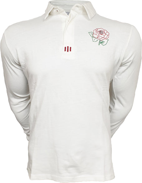 New Olorun Authentic England Rugby Shirt
