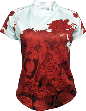 Olorun Women's England Roses Exofit Rugby Shirt