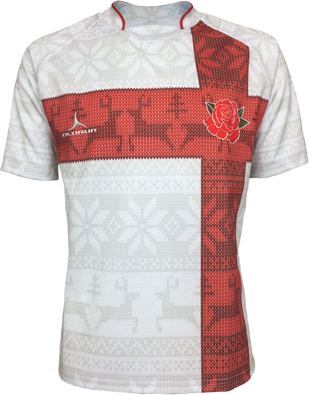 Christmas Rugby Shirts – Olorun Sports