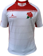 Olorun Six Nations Sublimated England Rugby Shirt (Fast Delivery)