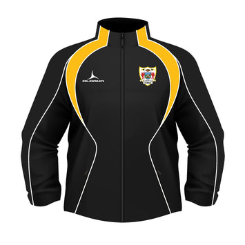 St Davids RFC Adult's Iconic Full Zip Jacket