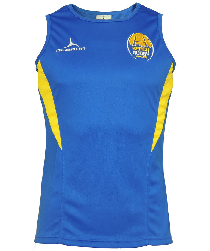 Beach Rugby Wales Kids Flux Vest