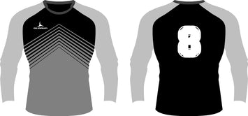 Olorun Cursor Long Sleeve Football Shirt