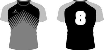 Olorun Cursor Short Sleeve Football Shirt