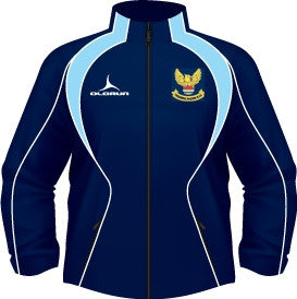 Treharris RFC Kid's Iconic Full Zip Jacket