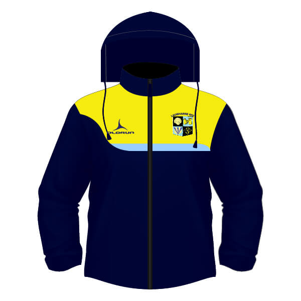 Laugharne RFC Adult's Tempo Full Zip Training Jacket