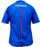 Olorun Sublimated France Rugby Shirt (Fast Delivery)