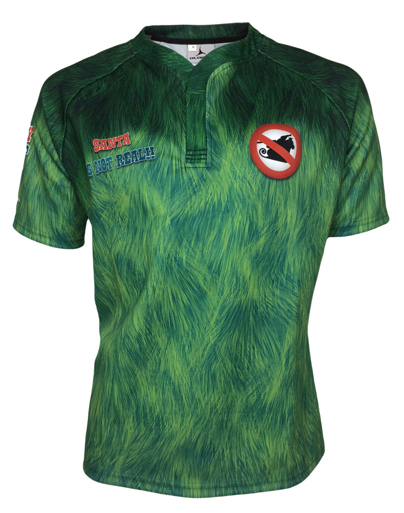 Olorun S The Shirt That Stole Christmas Rugby Jersey