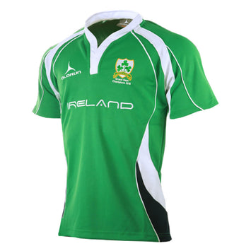 Olorun Grand Slam Champions 2018 Commemorative Ireland  Rugby Shirt (Fast Delivery)
