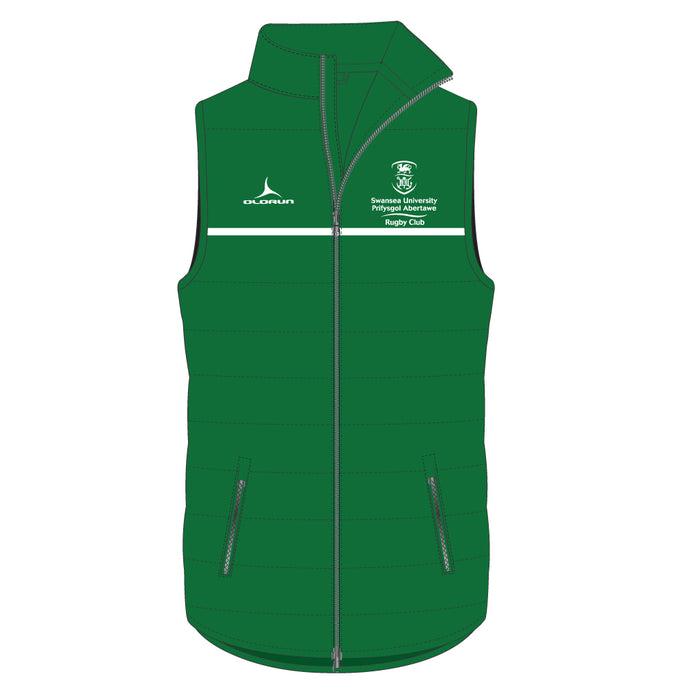 Swansea University Padded Gilet