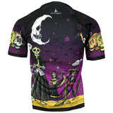Olorun 'Only Half Dead' Halloween Rugby Shirt