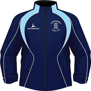 Haverfordwest CC Kid's Iconic Jacket