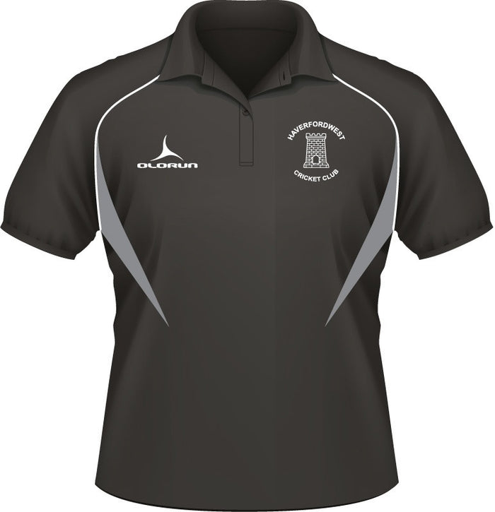 Haverfordwest CC Adult's Flux Polo Shirt