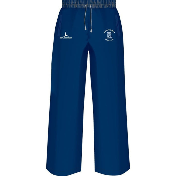 Haverfordwest CC Kid's Open Hem Training Pants