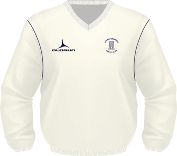 Haverfordwest CC Adult's Cricket Playing Jumper