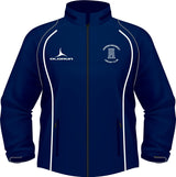 Haverfordwest CC Kid's Soft Shell Jacket Navy/White